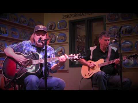 """Randy Moore """"Refuge"""" Live on Blue Plate Special"""