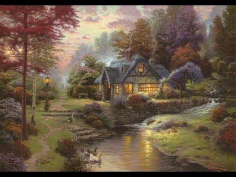 stillwater cottage by thomas kinkade youtube rh youtube com