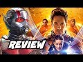 Ant-Man and The Wasp Review NO SPOILERS and Avengers Timeline Explained