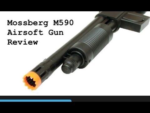 Mossberg M590 Airsoft Gun Review