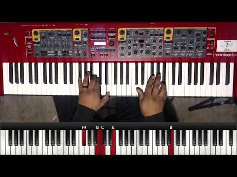 Phrygian Mode Improvisation|Chick Corea Inspired
