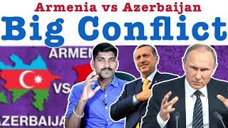 ஆர்மீனியா vs ஆசர்பைஜான் | இது வெறும் யுத்தம் அல்ல | Tamil Pokkisham | Vicky | TP