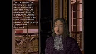 """Playthrough: """"Versailles 1685"""" part 1/7"""