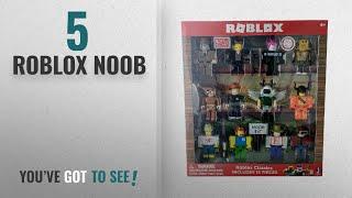 Top 10 Roblox Noob [2018]: Roblox Series 1 Classics 12 figure pack -- includes: builderman, chicken
