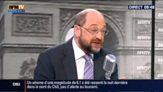 Bourdin Direct: Martin Schulz - 04/04