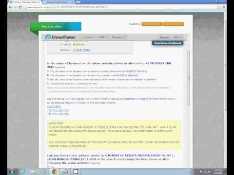 How To Do FIND ADDRESS WEBSITE Mini Job (www.earnelite.blogspot.com)