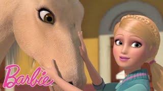 Приключения животных с Барби! 🐴🌈Barbie Россия 💖мультфильмы для детей 💖Отрывки из фильмов Барби