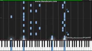 The Reluctant Heroes [Full Version] - Shingeki no Kyojin OST - Synthesia (Piano) (ZackyAnimePiano)