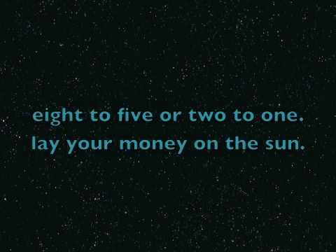 chances - five for fighting - lyrics on screen