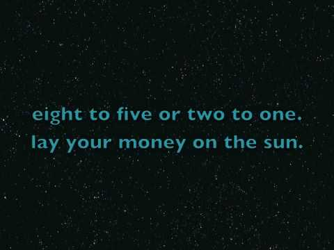 chances - five for fighting - lyrics on screen