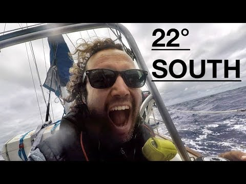 SAILING From New Caledonia To Australia Via Chesterfield Reef | 22° South | Ep.12