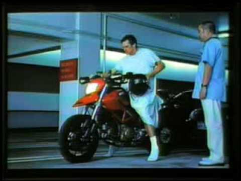 Jim Carrey - Yes Man - The Bike Ride - YouTube