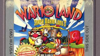 Game | Classic Game Room WARIO LAND Nintendo Game Boy review | Classic Game Room WARIO LAND Nintendo Game Boy review