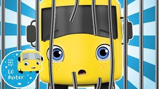 Buster Goes To Jail Song - Cute Bus BUSTED!!  | Best Baby Songs | Kids Cartoon | Nursery Rhymes
