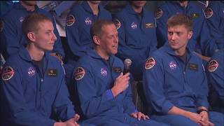 Vice President Welcomes New Astronaut Class on This Week @NASA – June 9, 2017