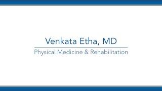 Venkatha Etha, MD video thumbnail
