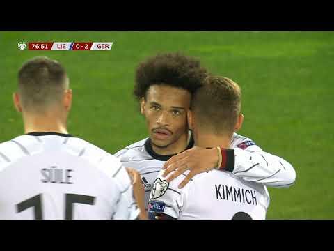 Liechtenstein Germany Goals And Highlights