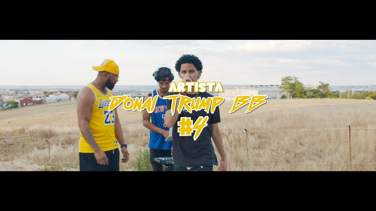 Midiendo Rappers #4 - Donal Trump BB - (Official Video)
