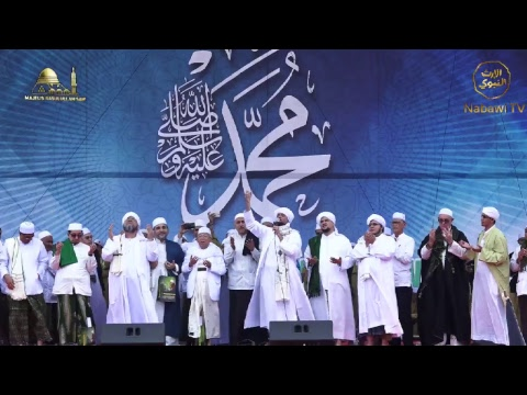 MAULID AKBAR NABI MUHAMMAD SAW 1439 H MAJELIS RASULULLAH SAW