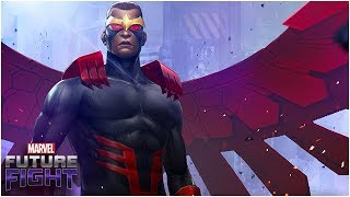 MARVEL LEGACY UPDATE CONFIRMED (FALCON UNIFORM) - Marvel Future Fight