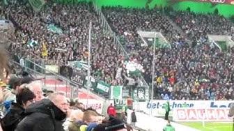 Allez Grün Weiß Allez! Nur der SVW!