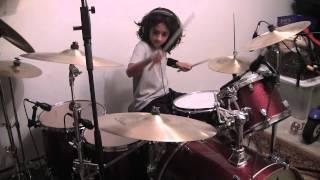 Baixar Raghav 9 year old drummer, Revenga - System of a Down Drum Cover
