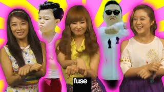 Wonder Girls Dance Psy's GANGNAM STYLE (원더걸스 / 강남스타일)