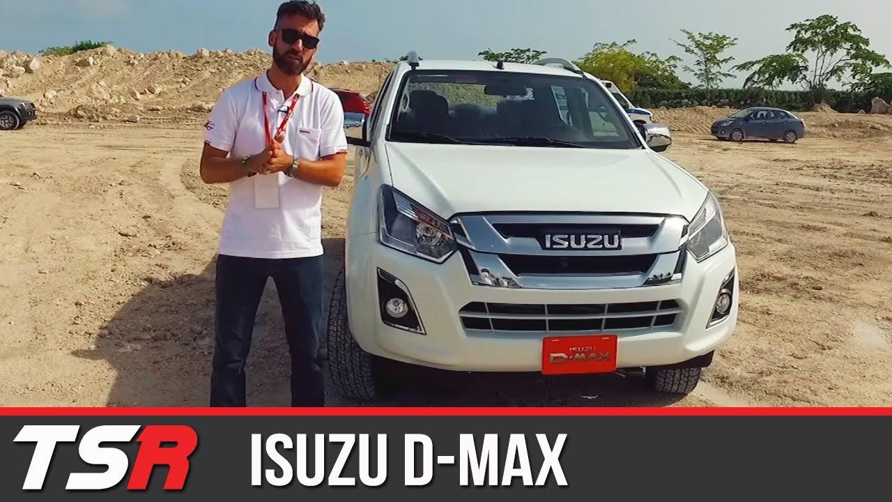 Isuzu D-max - Se las aguanta todas... y le gusta | Agustin y Monika