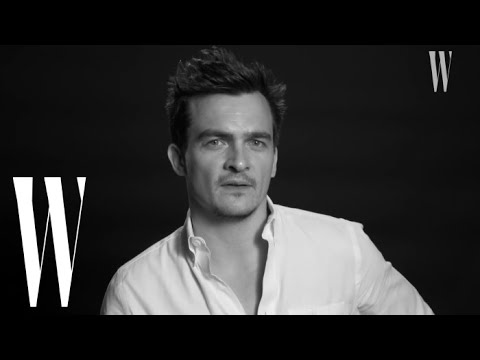 Rupert Friend Made Out With Johnny Depp In His First Movie Role | Screen Tests | W Magazine