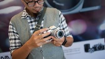 Camera.tinhte.vn - Trên tay máy ảnh Olympus