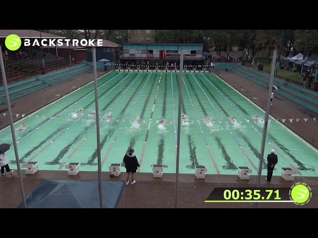 #201 Mixed 100 LC Meter Freestyle Heat 4 of 15