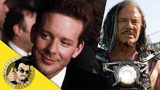 WTF Happened to MICKEY ROURKE?