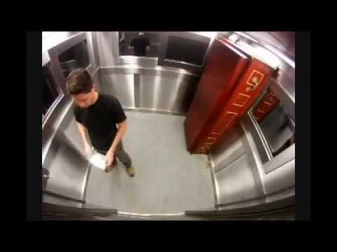 «Прикол в лифте» смотреть видео онлайн