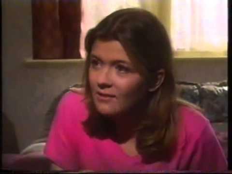 Toyah Battersby returns from London - September 1998