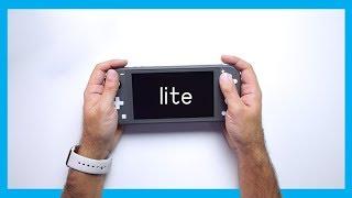 كل شي تحتاج تعرفه عن السويتج لايت | Nintendo Switch Lite