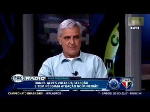 Sormani abandona programa ao vivo no FOX Sports após discussão com Benja