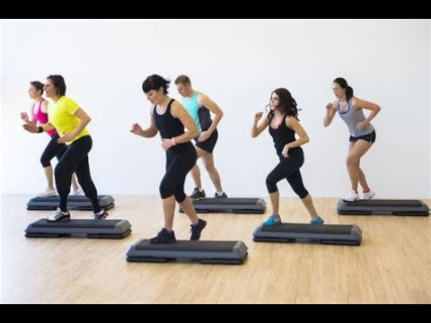 AEROBICS STEPPER WORKOUT FOR WEIGHT LOSS & STAMINA BUILD | CARDIO EXERCISE | GYM WORKOUT BY VISHAL