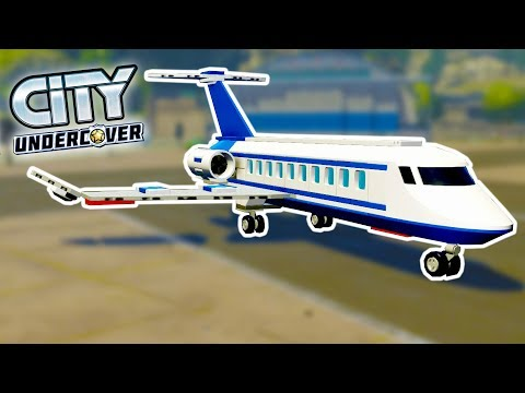 Lego City Undercover | EXPLORING THE AIRPORT! | Lego City Undercover HD Gameplay - 100% Part 7