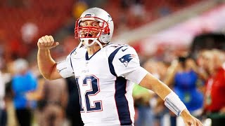 Tom Brady has cut on thumb, questionable for Patriots