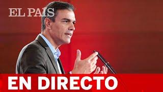 DIRECTO | Pedro SÁNCHEZ en el Comité Federal del PSOE
