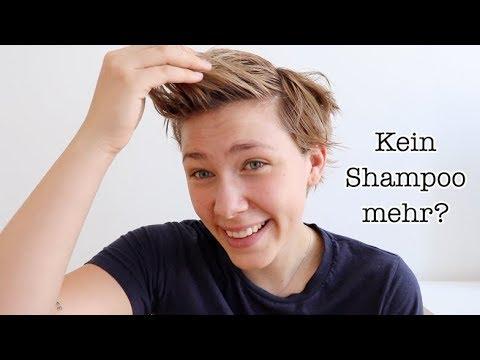 Nie Wieder Haare Waschen