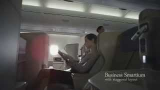 Holiday Commercial - Asiana Airlines - A380 Special Edition - Business Smartium - Be ...