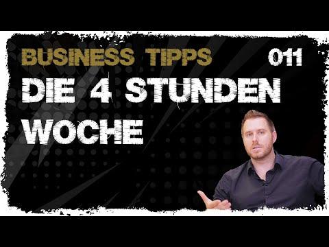 business tipps #011: 4 Stunden Woche als Unternehmer? Möglich oder Unmöglich? Meinung zum Hörbuch.