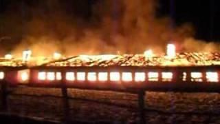Пожежа в с. Христинівка