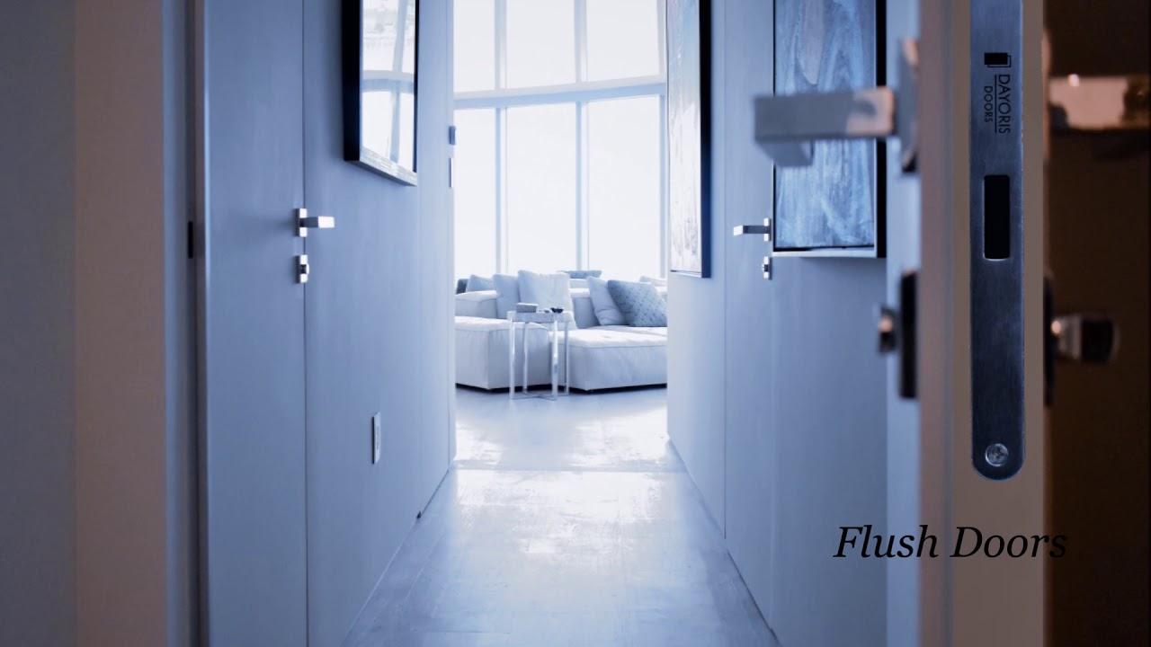 Modern Italian Doors By Dayoris Doors Premium Pivot Doors