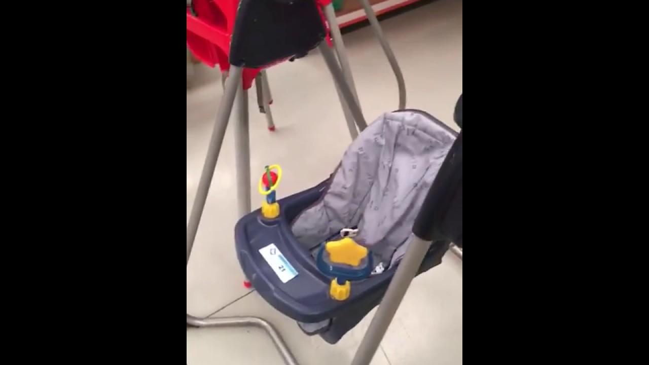 Schommelstoel Baby Graco.Graco Schommelstoel Youtube