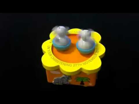 Childrens Music Boxes