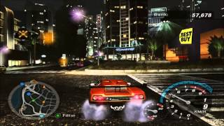 Need for Speed Underground 2 + HD textura (Ultra) 1080p (MaximumGame) (HUN)