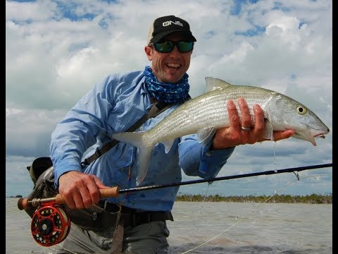 Fly Fishing For Bonefish In Ascension Bay