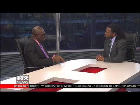 Jon discusses the #corruption controversy surrounding #Mauritian President #Ameenah Gurib Fakim